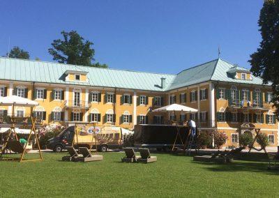 Gwaundhaus - Garten