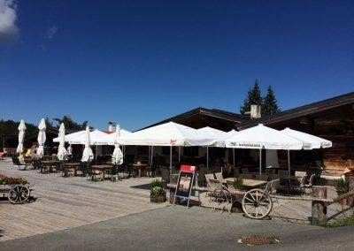 Schihütte Waidring